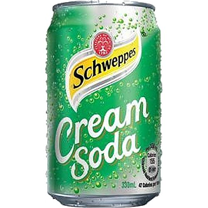 Foto Schweppes Cream Soda